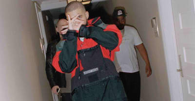 Watch Drake Listen To New Music As He Jogs