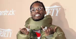 "Offset says his album is coming ""too soon"""