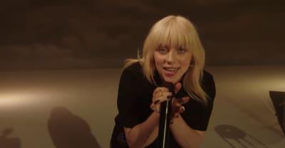 "Watch Billie Eilish tear through ""Happier Than Ever"" on Fallon"