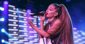Ariana Grande will reportedly headline Lollapalooza this summer