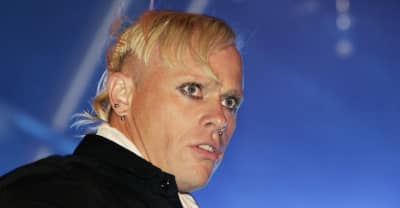 Keith Flint took the rockstar fairy tale and gave it devil hair