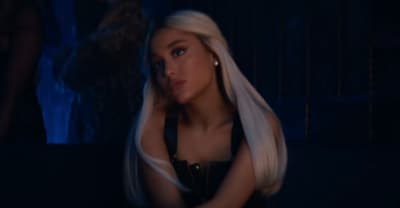 "Ariana Grande drops ""break up with your boyfriend, i'm bored"" behind-the-scenes video"
