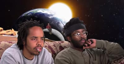 Watch Action Bronson, Schoolboy Q, and Earl Sweatshirt Commentate On Ancient Aliens