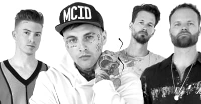 """Highly Suspect host a family dinner turned nightmare in """"These Days"""" video"""