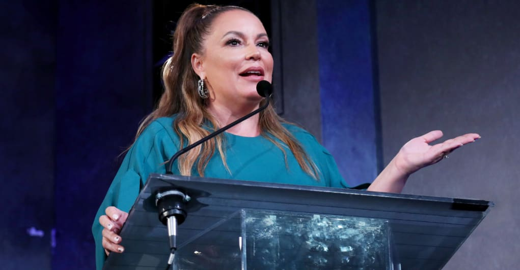 Angie Martinez recovering after serious car accident