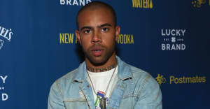 Vic Mensa arrested over felony brass knuckle possession