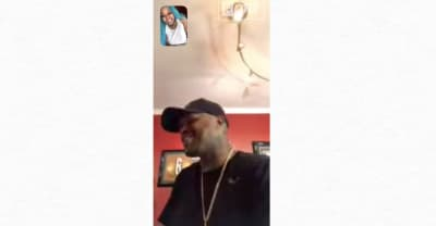 Digital FORT: Watch Jucee Froot interview DJ Paul on FaceTime