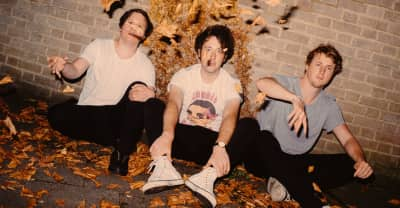 "Listen to ""Lemon To A Knife Fight"" from Liverpool trio The Wombats"
