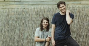 "The Front Bottoms Return With ""Raining,"" The First Single From Going Grey"