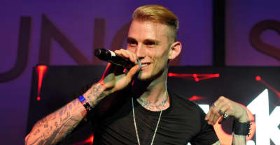 "Machine Gun Kelly responds to Eminem's ""KILLSHOT"" and announces new EP"