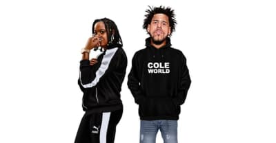 "Rapsody and J. Cole link up for new track ""Sojourner"""