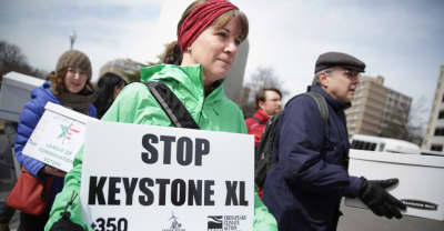 The Trump Administration Has Announced The Approval Of The Keystone XL Pipeline