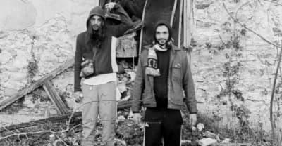 "Mad Rey and Jwles share the French house-rap vibe ""Joe Da Zin"""