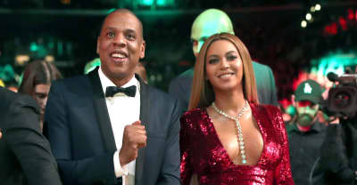 Beyoncé and JAY-Z just surprise dropped a joint album
