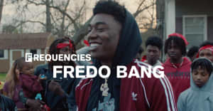 Fredo Bang from the heart