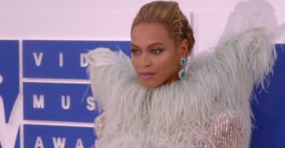 Beyoncé Showed Up To The VMAs With Blue Ivy As Her Date