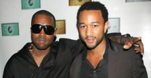 John Legend says Kanye West is serious about his presidential run