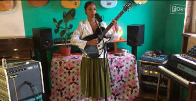 Digital FORT: Watch an acoustic set from Lianne La Havas