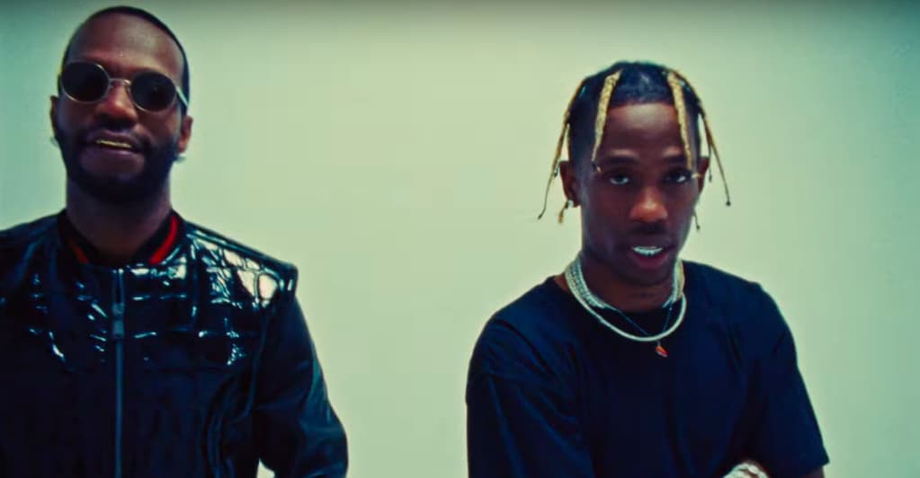 Watch Juicy J And Travis Scott S Neighbor Video The Fader