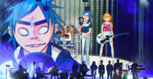 "Gorillaz share new track ""Song Machine Theme Tune"""