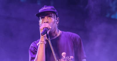 Watch Travis Scott debut a new song at Rolling Loud Miami