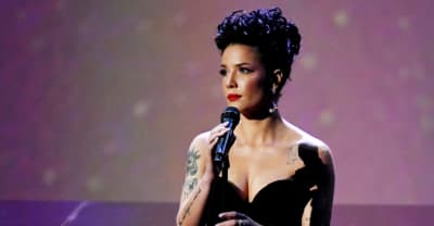 "Listen to Halsey cover Cyndi Lauper's ""Time After Time"""