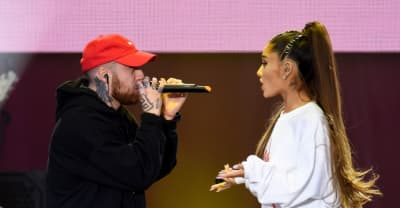 Jon Brion believes Ariana Grande is on Mac Miller's Circles