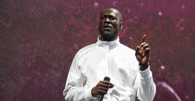 Stormzy announced as first headliner for 2019 Glastonbury festival
