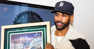 Big Sean Accepted The Key To Detroit