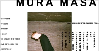 Mura Masa's Debut Album Will Feature A$AP Rocky, Damon Albarn, And More