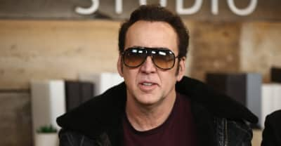 Nicolas Cage will play a truffle hunter out for revenge in Pig