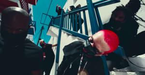 "Watch Bad Bunny and J Balvin's amazing, zombified ""CUIDAO POR AHÍ"" video"
