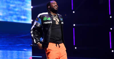Meek Mill shares new album cover, title