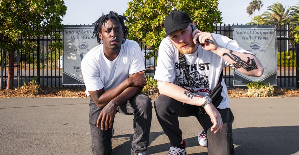 How ALLBLACK and Kenny Beats made the best football-themed rap project of the year
