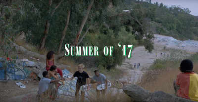Watch Tyler, The Creator and Aminé make cameos in this preview of Illegal Civilization's Summer of 17