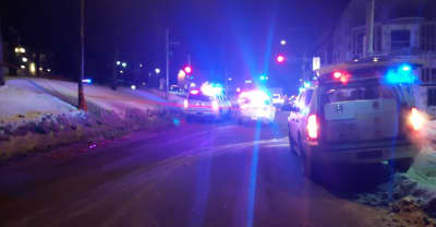 Report: Shooting At Quebec City Mosque Leaves Five People Dead