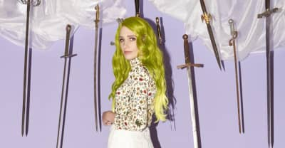 """Sadie Dupuis premieres """"Hysterical"""" and explains her love for maximalist music"""