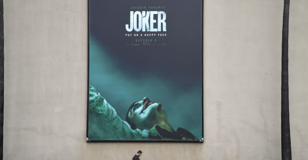 The NYPD will send undercover officers to Joker screenings