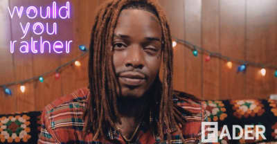 Fetty Wap has some qualms about Space Jam 2