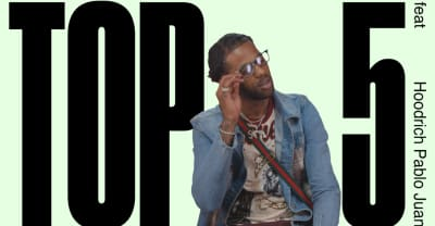 Hoodrich Pablo Juan ranks his top 5 designer brands