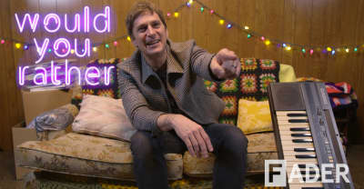 We asked Rob Thomas if he'd rather make it real or forget about it. It got deep.