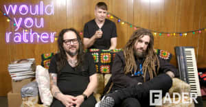 Korn would like Billie Eilish to be on a rebooted Korn TV