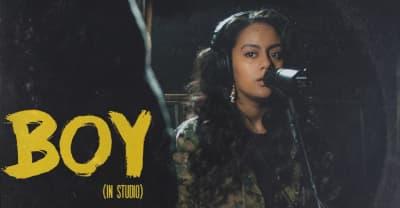 Bibi Bourelly Drops Boy Visual EP