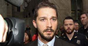 "Shia LaBeouf Reportedly Tells Cop That He's Going To Hell ""Because He's A Black Man"""