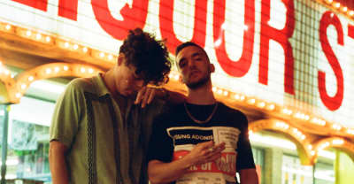 "C. Tangana and A.CHAL embrace Las Vegas hedonism in their ""No Te Pegas"" video"