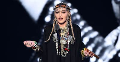 Madonna made the VMAs Aretha Franklin tribute all about herself