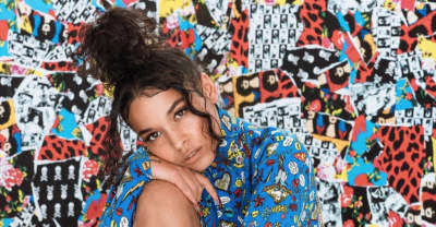 Betsey Johnson's still around, and Princess Nokia's the face of their new collection