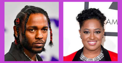 "Kendrick Lamar Joins Rapsody On ""Power"""