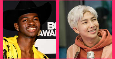 "Lil Nas X and BTS's RM drop ""Old Town Road"" remix titled ""Seoul Town Road"""