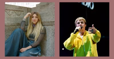 "Julia Michaels joins Justin Bieber and BloodPop for the ""Friends"" remix"